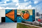 "Shepard Fairey Unveils New ""Fruits of Our Labor"" Mural at Art Basel"