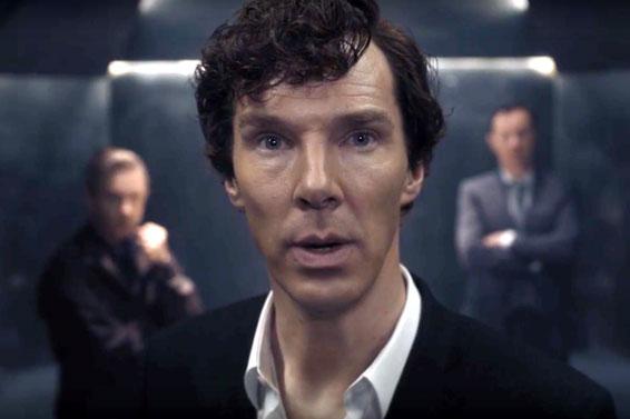 Here's a Brand New 'Sherlock' Trailer Ahead of Its Season 4 Premiere
