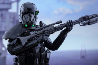 Keep the Rebellion Alive With Hot Toys 'Rogue One' Action Figures