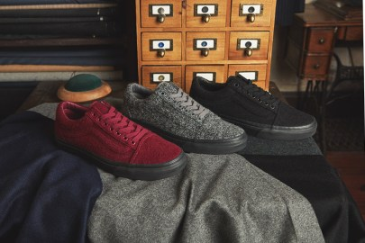 The Vans Old Skool Gets a Winter Makeover From size?