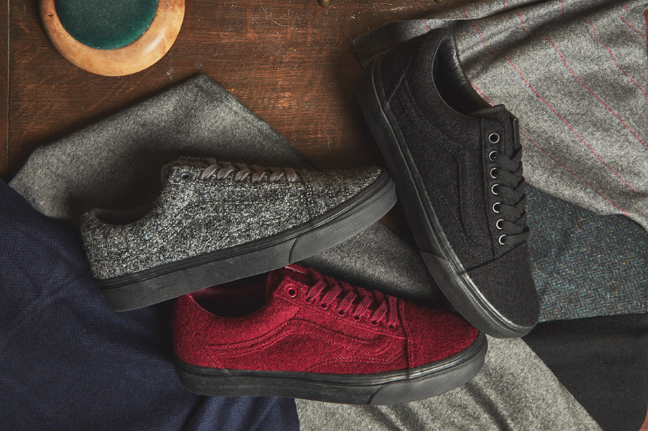 Vans Old Skool Wool size Winter