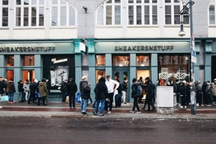 Check out Sneakersnstuff's New Berlin Location