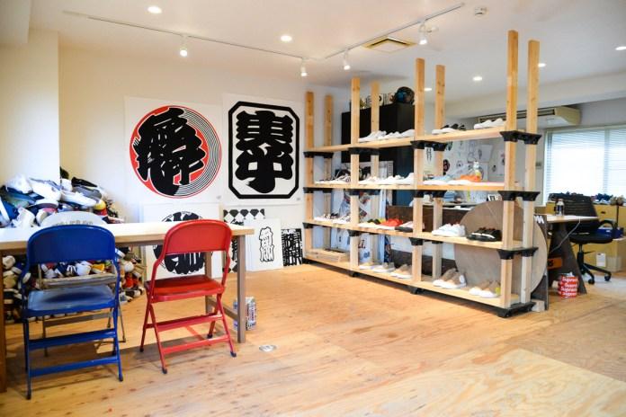 HYPEBEAST Studio Visit: Sneakerwolf