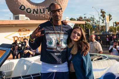 Here's What Went Down at the Snoop Dogg x Gonz 'LA Stories' Launch