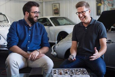 'Car Matchmaker' Host Spike Feresten Goes Through His Watch Collection