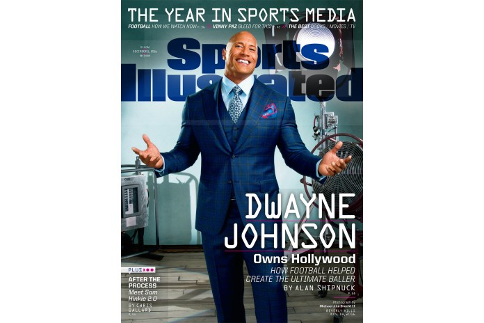 'Sports Illustrated' Unveils Its First Cover Shot With a Smartphone