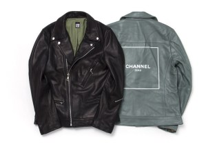SSUR*PLUS Drops Its Motorcycle Leather Jacket