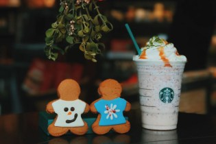 Starbucks Debuts the Limited Holiday Fruitcake Frappuccino
