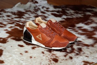 Starcow Adds Calf Hair to Le Coq Sportif's Omega