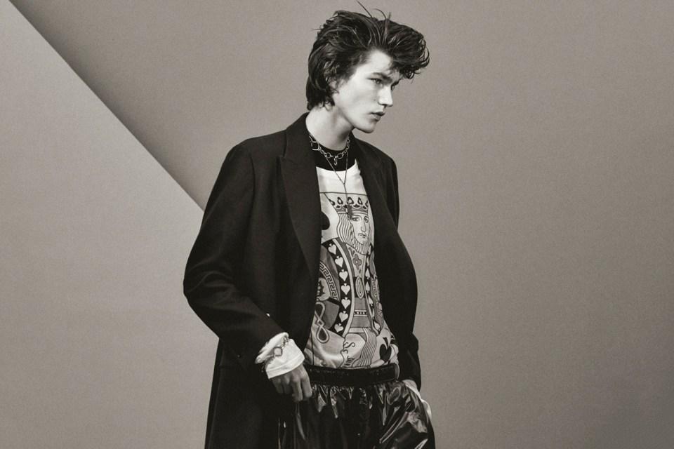 Stella McCartney Fall/Winter 2016 Menswear Editorial ...