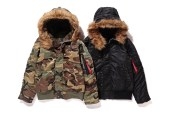 Stüssy Teams up With Alpha Industries for Winter-Ready Outerwear Collaboration