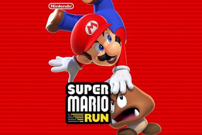 Nintendo's Super Mario Run Is a Runaway Hit