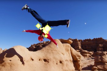 'Super Mario Run' Done Parkour Style in Real Life Looks Like A Whole Lot of Fun