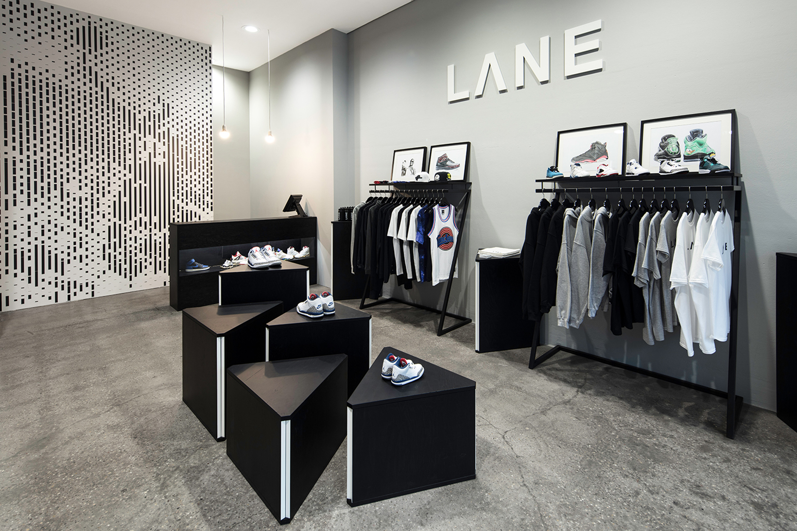 lane by suppa basketball concept store in stuttgart hypebeast. Black Bedroom Furniture Sets. Home Design Ideas