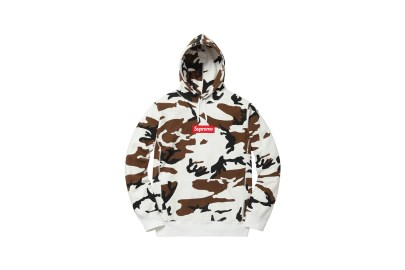 Supreme 2016 Fall/Winter Box Logo Hoodies