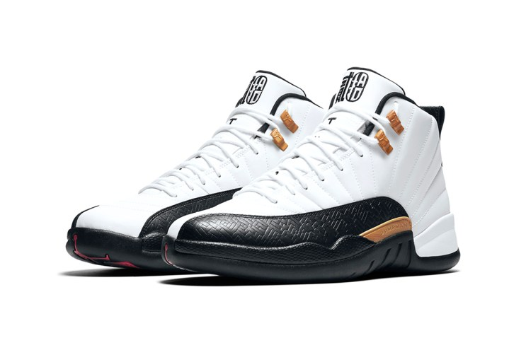"""The Air Jordan 12 """"Chinese New Year"""" Is Dropping Just in Time for the New Year"""