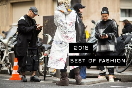 The Best Fashion Brands of 2016