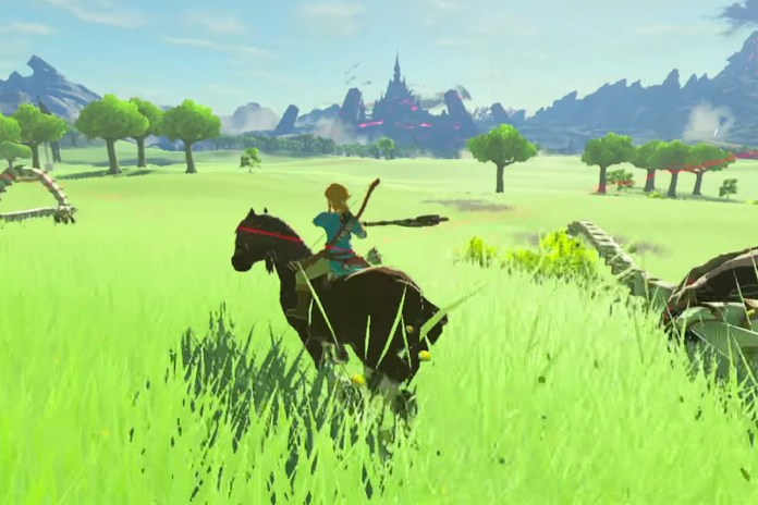 Nintendo Drops a New Trailer for 'The Legend of Zelda: Breath of the Wild'