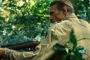 Charlie Hunnam Embarks on a Treacherous Journey to Find 'The Lost City of Z'