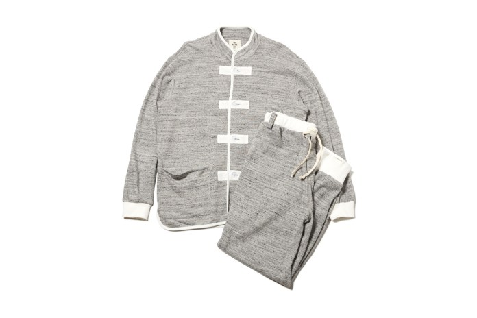 Be a Kung-Fu Master in Your Dreams With These THE PARK・ING GINZA x NOWHAW Pajamas