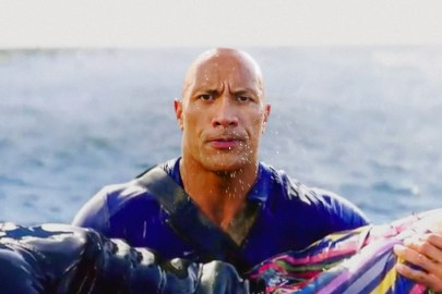"Dwayne ""The Rock"" Johnson Comes to the Rescue in New 'Baywatch' Teaser Trailer"