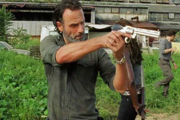 Rick Rallies the Troops in the First Official Footage for 'The Walking Dead' Season 7 Mid-Season Premiere