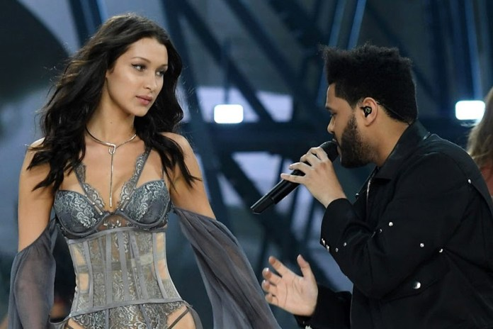 Watch The Weeknd, Bruno Mars & Lady Gaga Perform at the Victoria's Secret Fashion Show 2016