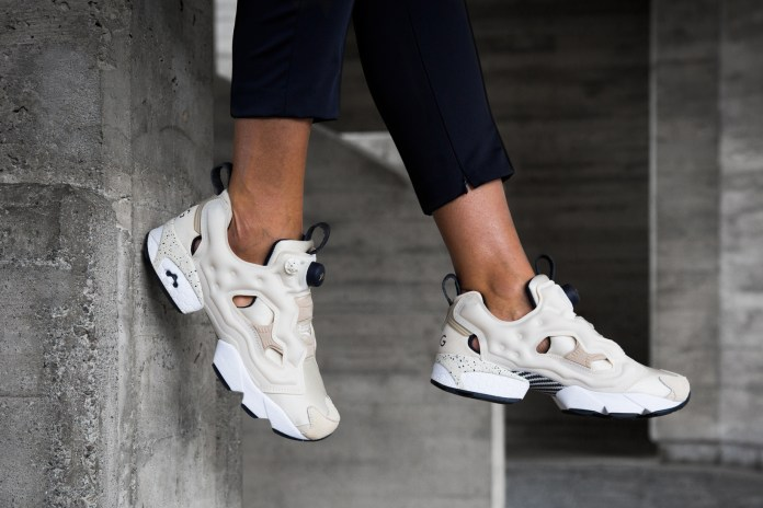 "Titolo and Reebok Join Forces on the Exclusive Instapump Fury ""1st OG"""