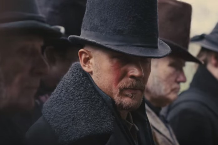 Tom Hardy's 'Taboo' Drops Its Darkest Trailer Yet