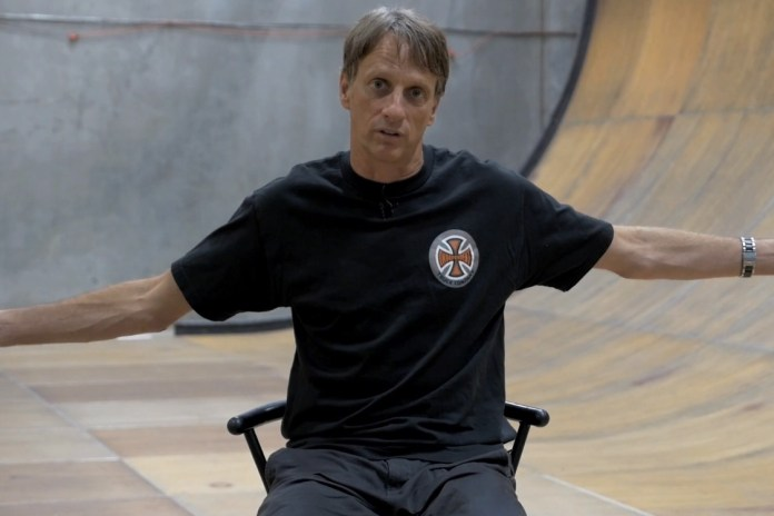 Tony Hawk Explains Why He Chose Vert Over Street Skating