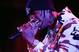 Watch Travis Scott Take Over 'The Late Show with Stephen Colbert'