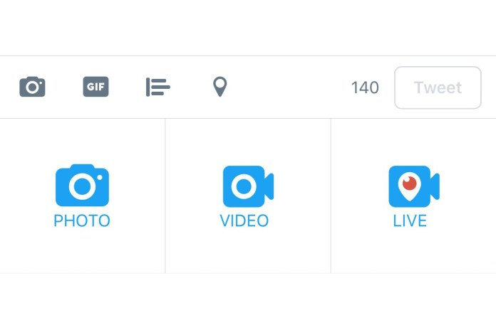 Twitter Joins the Live Video Soiree