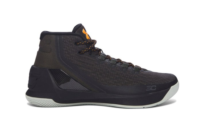 "Under Armour Widens the Curry 3 Selection With Upcoming ""Flight Jacket"" Colorway"