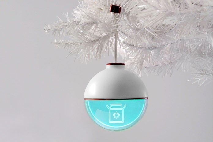 "USPS Is Testing a Futuristic Package Tracker Called ""The Most Wonderful Ornament"""