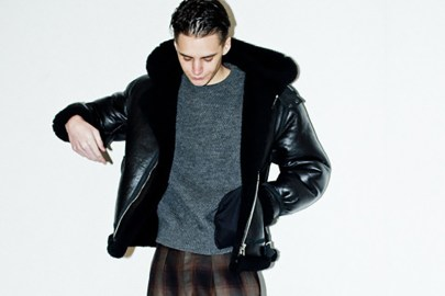 VAINL ARCHIVE Goes Lo-Fi for 2016 Fall/Winter Lookbook
