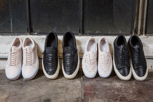 Vans Gives Four of Its Signature Shoes a Woven Leather Upgrade