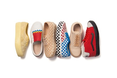 Vans Celebrates the Year of the Rooster With Six Silhouettes