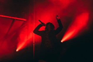 """Vic Mensa Joins Injury Reserve for the Emotionally-Charged """"Keep On Slippin"""""""