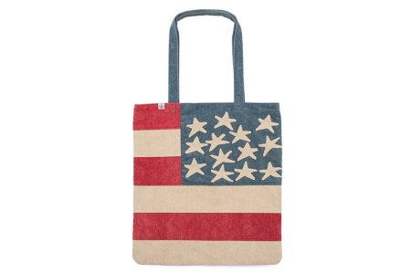 Carrying This $670 USD visvim Tote Bag Will Proudly Show Your Patriotic Side
