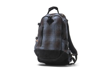 visvim Drops a Buffalo Check Version of Its 20L Backpack