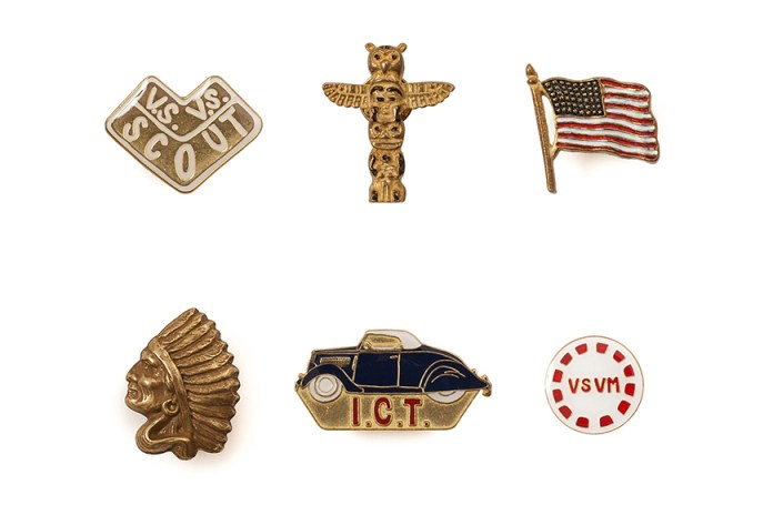 Upgrade Any Outfit With visvim's Custom Pins