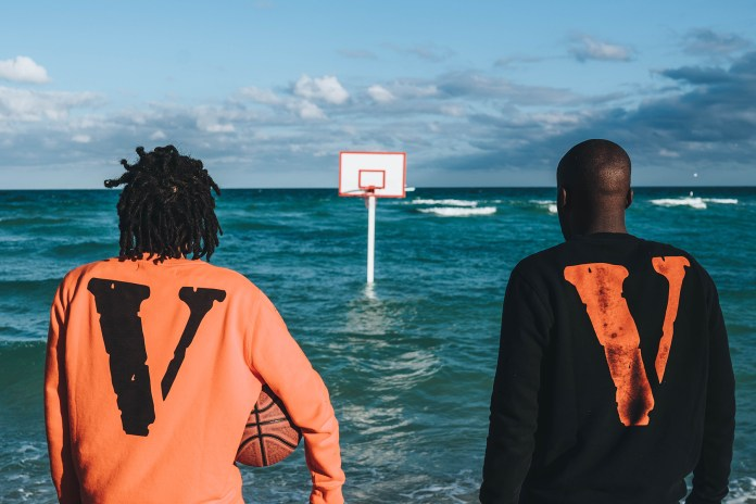 ASAP Bari Unleashes VLONE x OFF-WHITE Sweatsuits on Day Three of Art Basel Miami