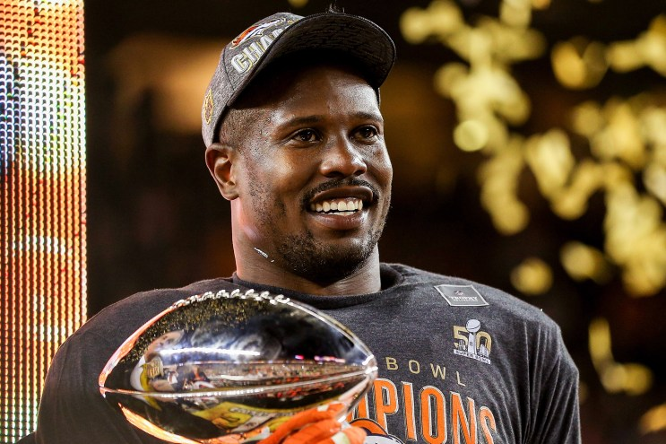 Check out Super Bowl 50 MVP Von Miller's Denver Mansion