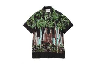 WACKO MARIA Gets Into the Summer Mood With New Hawaiian Shirts
