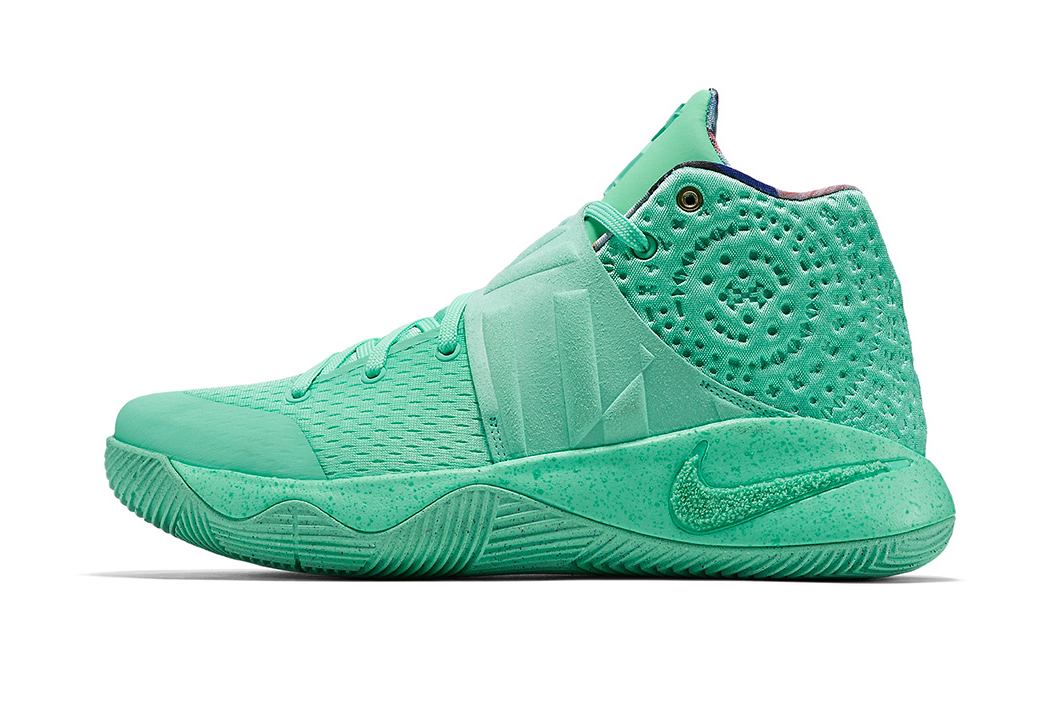 What The Kyrie 2 Green White - 1815144