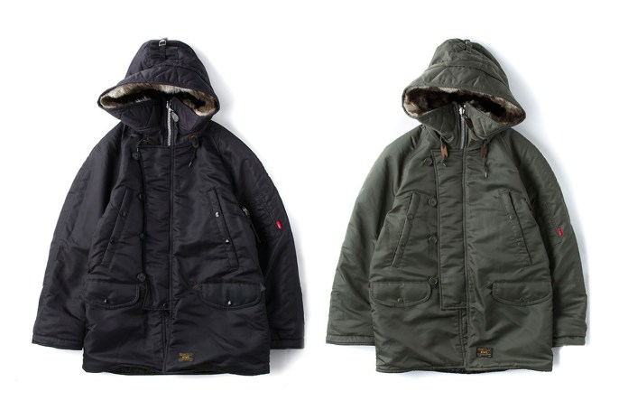 WTAPS' Latest Delivery Is Filled With Winter Essentials
