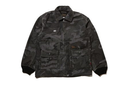 WTAPS and FORTY PERCENTS AGAINST RIGHTS Team up for a Camo Collection