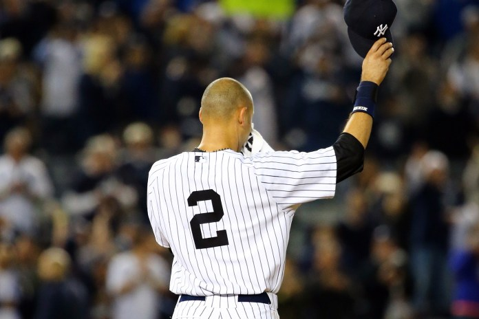 Yankees Will Retire Derek Jeter's Number