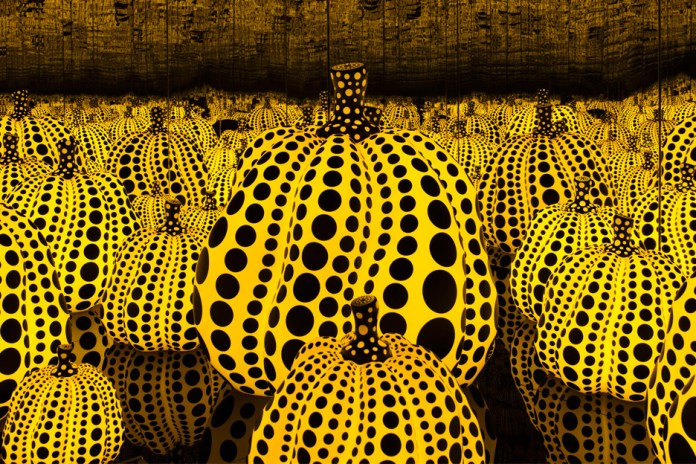 Yayoi Kusama Set to Brighten Up Washington's Hirshhorn Museum in 2017
