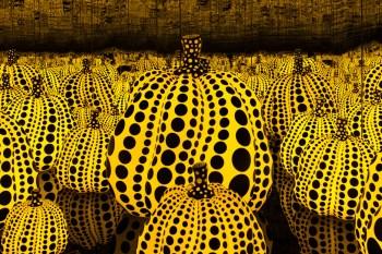 Yayoi Kusama Set to Brighten Up Washington's Hirshhorn Museum in 2017